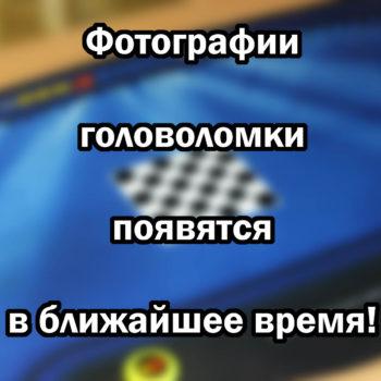 Фотография головоломки отсутствует