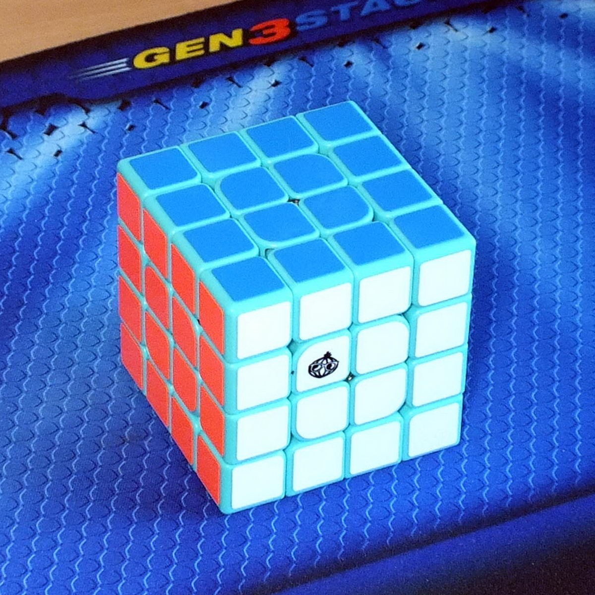 Cong's design Meiyu 4x4 cyan