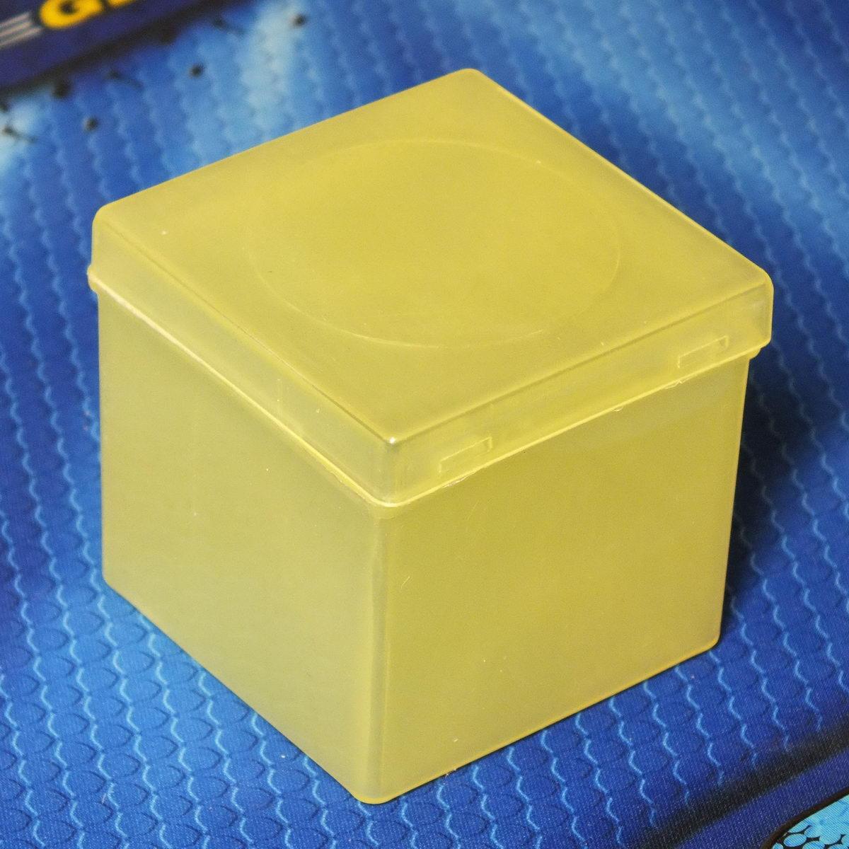 Пластиковый бокс для 3x3 жёлтый