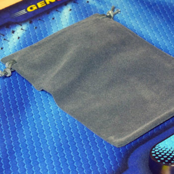 Сумочка для кубов 3×3 серая
