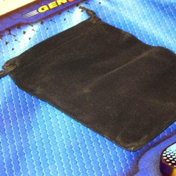 Сумочка для кубов 3x3 коричневая