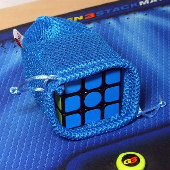 Сумочка для кубов 3×3 CubeIn синяя