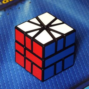 CubeTwist Square-1 black