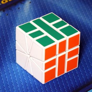 CubeTwist Square-1 white