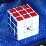 Dayan 5 Zhanchi 3x3 white