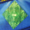 Dayan Pyraminx v2 transparent green