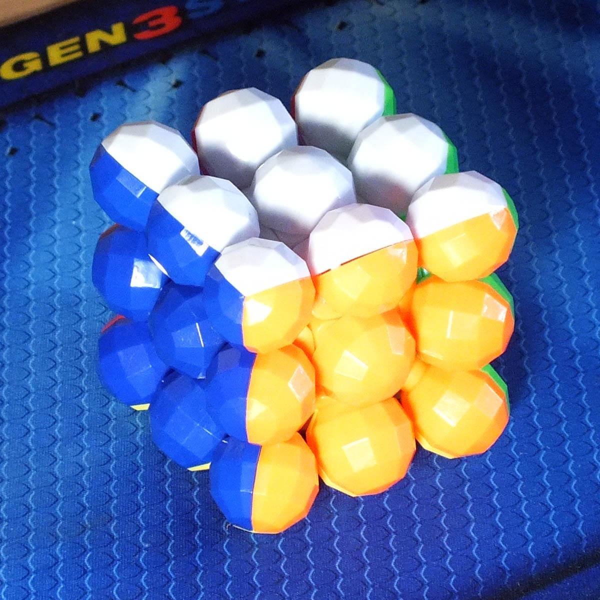 DianSheng Ball Cube stickerless