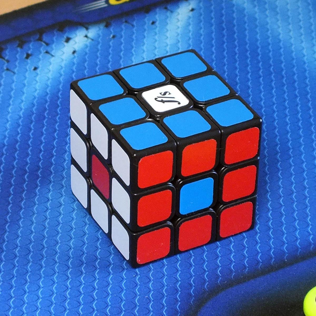 Fangshi Shuangren II 3x3 black
