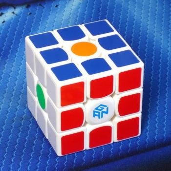 Gan 3-56 Air Master Edition 3x3 white