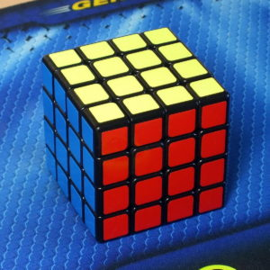 KungFu Cube CangFeng 4x4 black