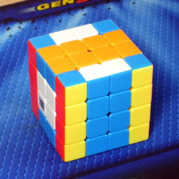 KungFu Cube CangFeng 4x4 stickerless