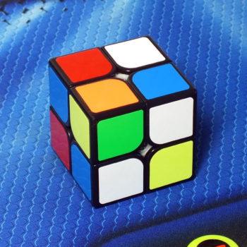 KungFu Cube YuePo 2x2 black