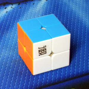 KungFu Cube YuePo 2x2 stickerless