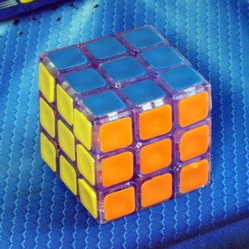 MF8 Legend II 3x3 transparent-purple
