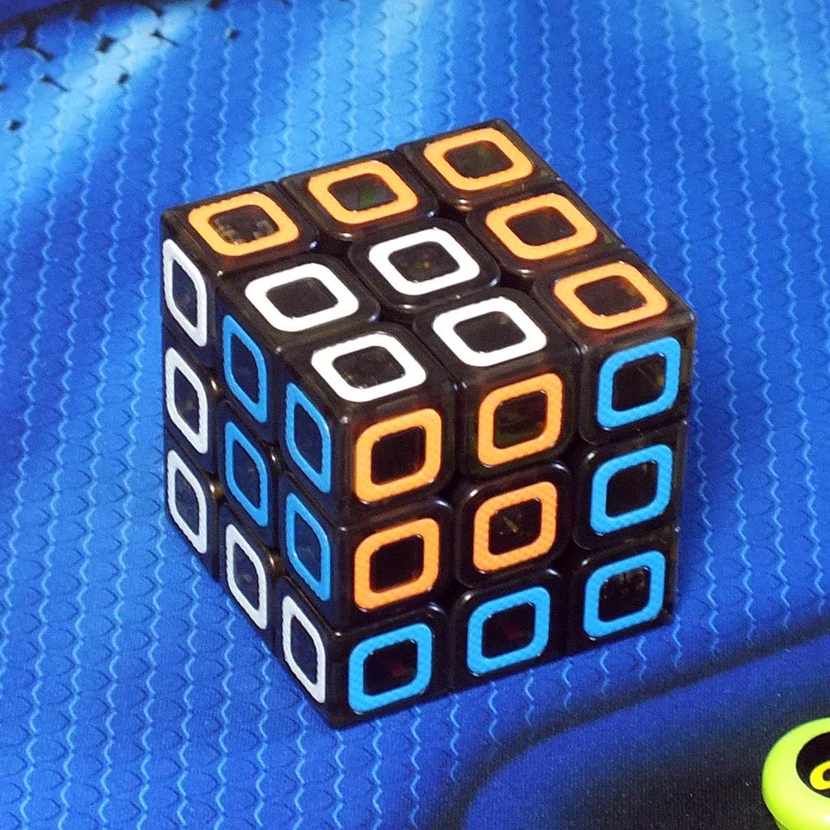 Mo Fang Ge Ciyuan 3x3 black