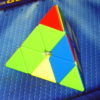 MoFangGe Magnetic Pyraminx stickerless