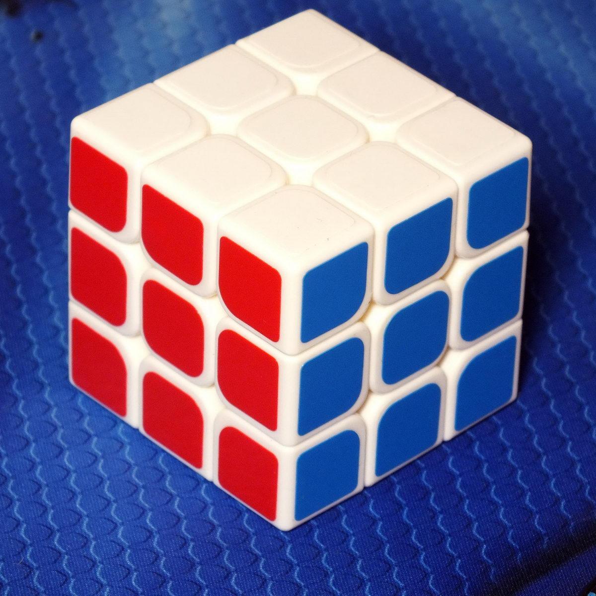 MoYu Guanlong 3x3 White
