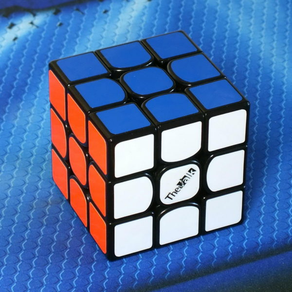 Mofangge The Valk 3 3x3 black