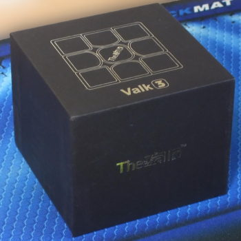 Mofangge The Valk 3 3x3 stickerless