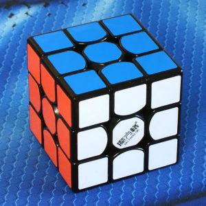 Mo Fang Ge Thunderclap v2 3x3 black