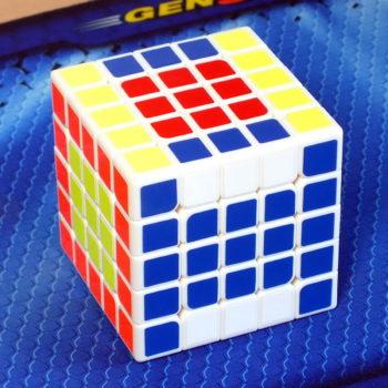 Mofangge Wushuang 5x5 white