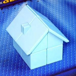 Moyu House 2x2 blue
