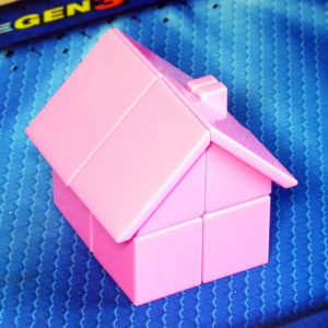 Moyu House 2x2 pink