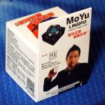 Moyu Ling Po 2x2 black