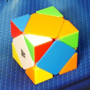 Moyu Magnetic Skewb stickerless