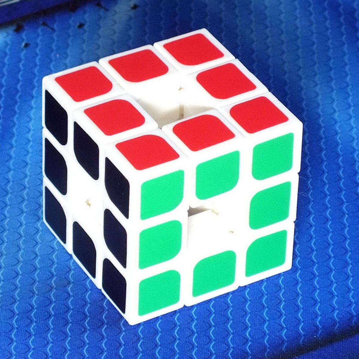 Moyu Void Cube white