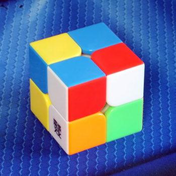 Moyu WeiPo 2x2 stickerless-bright