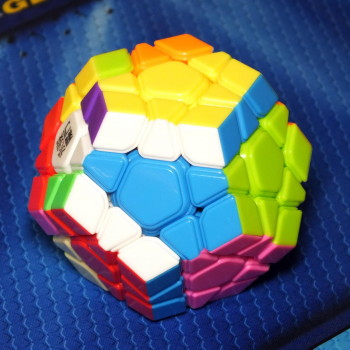 Moyu YuHu Megaminx stickerless