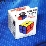 Moyu YuPo 2x2 stickerless pink