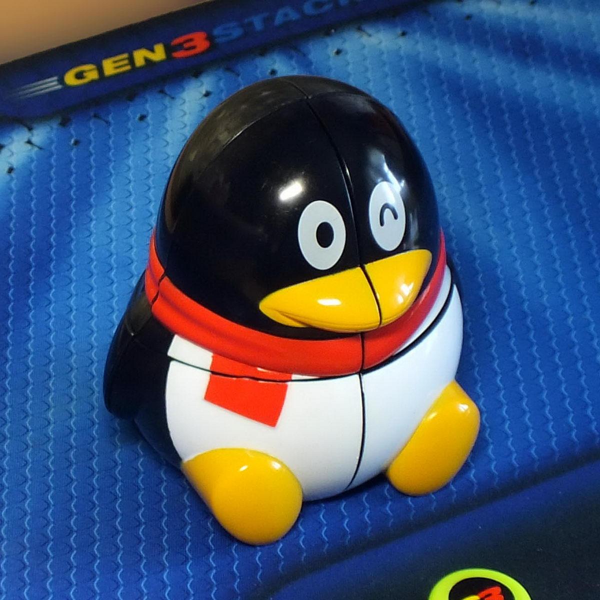 QQ Penguin Boy 2x2