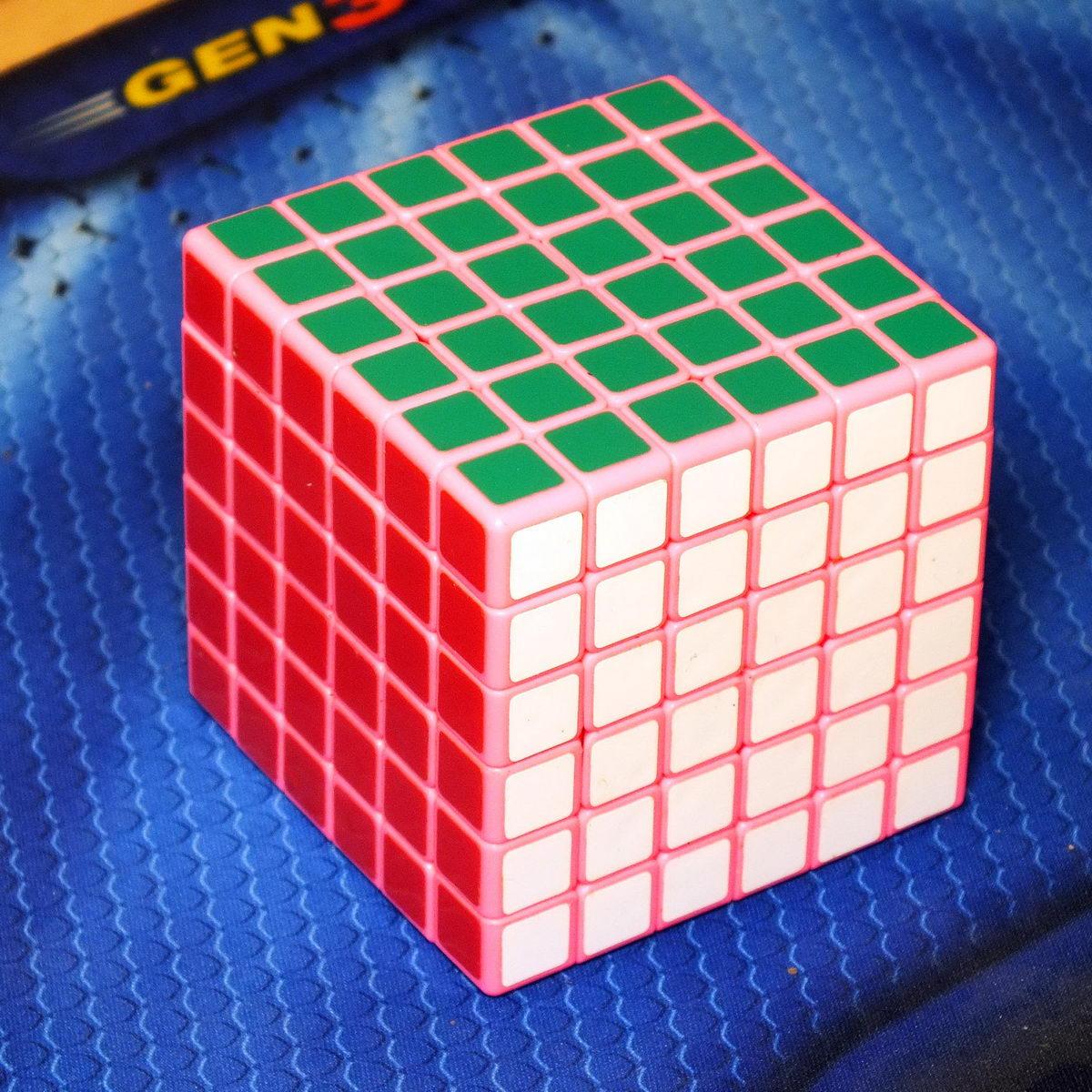 Shengshou 6x6 pink