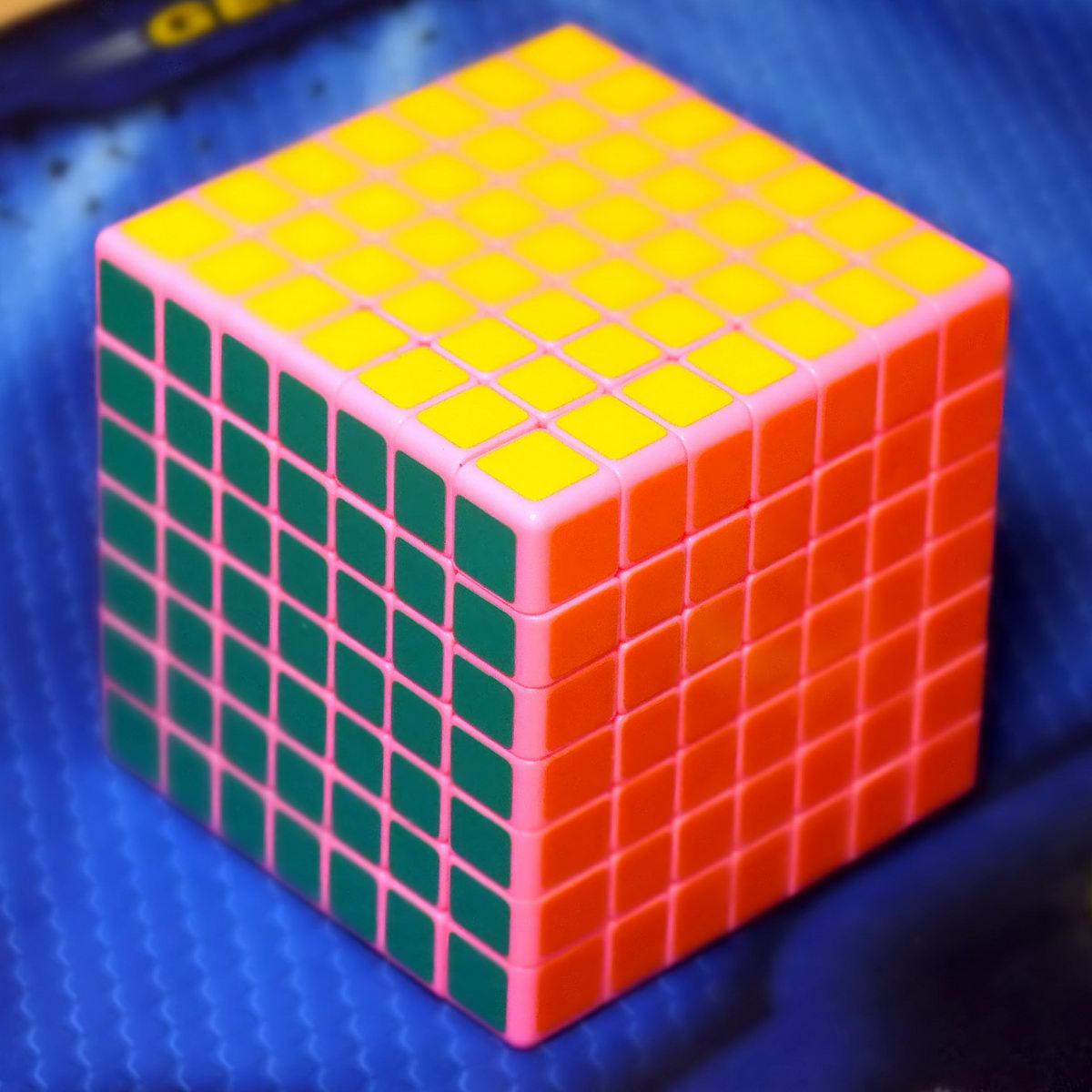 Shengshou 7x7 pink