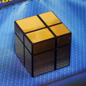 Shengshou Mirror Blocks 2x2 golden