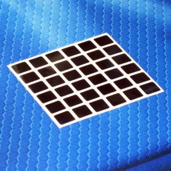Наклейки (стикеры) для кубов 6 на 6 Moyu Aoshi