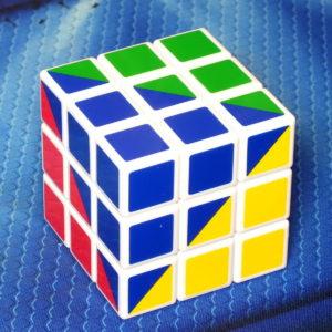 X-Cube Super Difficult 3x3 white