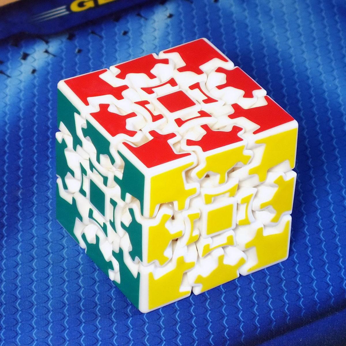 X-cube Gear Cube I white