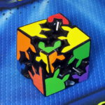 X-cube Gear Shift Cube black