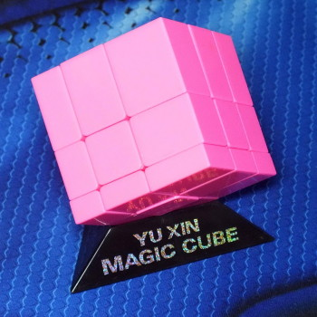 Yuxin Mirror Blocks pink