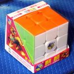 Yuxin Qilin 3x3 stickerless