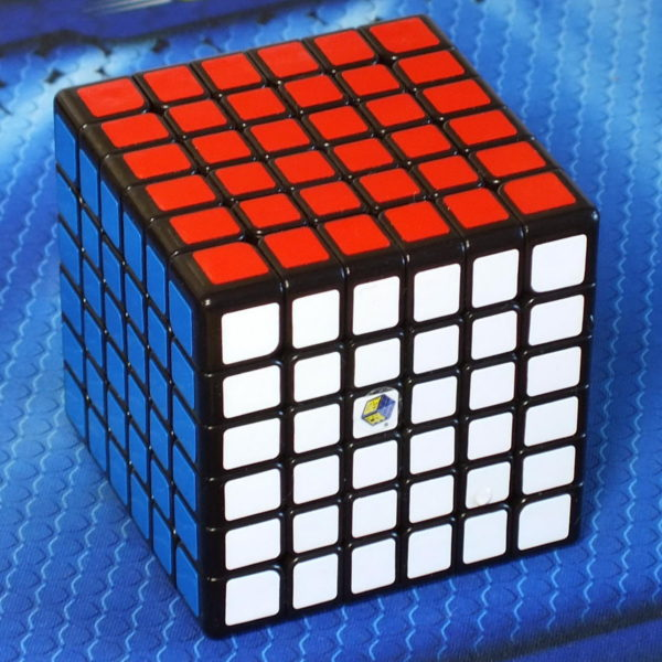Yuxin Red Qilin 6x6 black