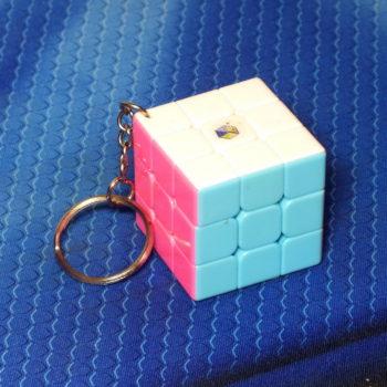 """Брелок """"Кубик Рубика"""" Yuxin 35mm 3x3"""
