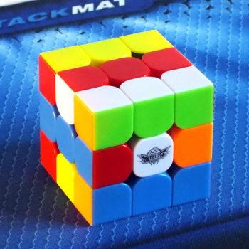 Cyclone Boys Feijue Magnetic 3x3 stickerless