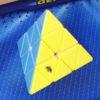 Cyclone Boys Pyraminx v2 stickerless