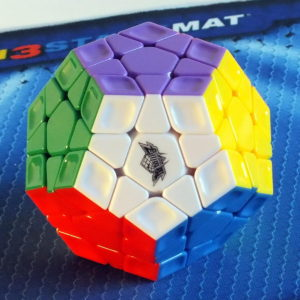Cyclone Boys Rainbow Megaminx stickerless