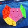 Cyclone Boys Rainbow Megaminx stickerless