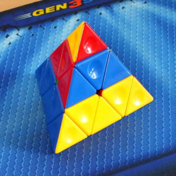 Dayan Pyraminx v2 stickerless